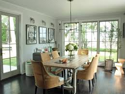 Rustic Country Dining Room Ideas by Dining Room Decor Ideas Metal Legs With Rustic Finish Rectangular