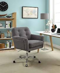 Office Star Chairs Amazon by Amazon Com Serta Ashland Winter River Gray Home Office Chair