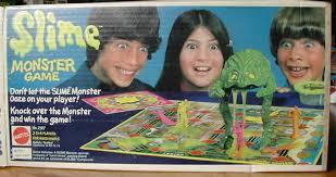 Slime Monster Game Box