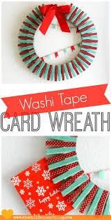 Halloween Washi Tape Ideas by Washi Tape Christmas Ideas Child At Heart Blog