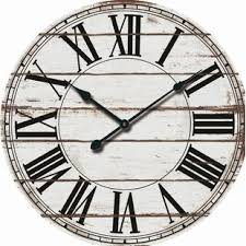 Oversized Wall Clocks You ll Love