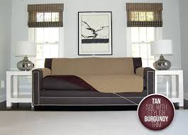 Best Fabric For Sofa Cover by Top 10 Best Pet Couch Covers That Stay In Place Couch Covers For