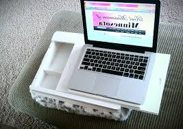 travel lap desk with storage review and photo