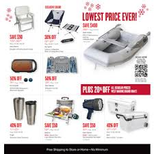 West Marine Black Friday 2016 Ad