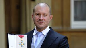Apple design chief Jony Ive has been appointed as the new