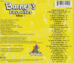 100 Barney Fire Truck S Favorites Amazonca Music