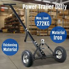 NEW 600LB HEAVY Duty Utility Hitch Trailer Mover Hitch Boat Camper ...
