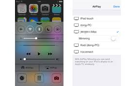 How to Stream Video and Audio from iPad and iPhone to Mac