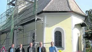 renovierung der arzbacher kapelle ist abgeschlossen bad tölz