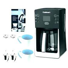 Macys Cuisinart Coffee Maker