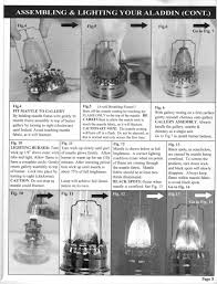 Aladdin Mantle Lamp Model 12 by User Instruction Sheets For Aladdin Lamps U2014 Antique Kerosene Lighting