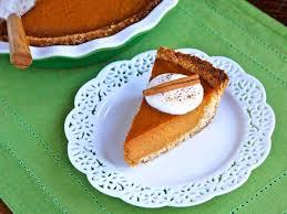 Keeping Pumpkin Pie From Cracking by Coconut Macaroon Pumpkin Pie Gluten Free Thanksgiving Recipe