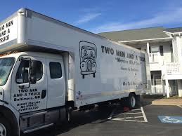 Movers In Columbia West, MD | TWO MEN AND A TRUCK