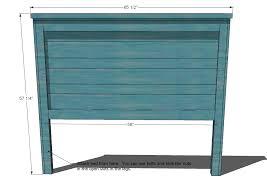 Reclaimed Wood Platform Bed Plans by Best 25 Cheap Queen Headboards Ideas On Pinterest Cheap Queen