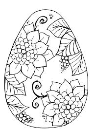 BDDesigns Free Coloring Page Easter Kleurplaat Pasen
