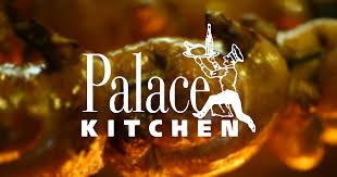Menu Palace Kitchen
