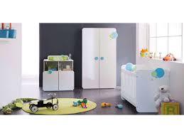 conforama chambre bébé complète armoire 2 portes avec 1 penderie 2 tablettes lagon coloris blanc