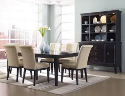 elegant style in contemporary dining room sets