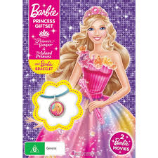Barbie Princess Giftset The Princess The Pauper The Island