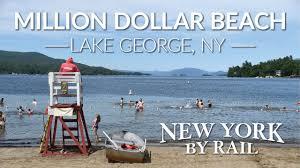 100 Million Dollar Beach A Great Family Vacation New York By Rail