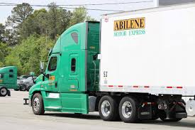 Chesterfield-based Abilene Motor Express Sold To Nation's Largest ...