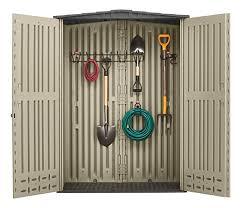 amazon com rubbermaid storage shed storage hooks and rack