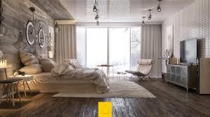 Modern And Natural Bedroom Design