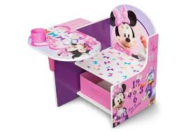 Minnie Mouse Canopy Toddler Bed minnie mouse chair desk with storage bin delta children u0027s products