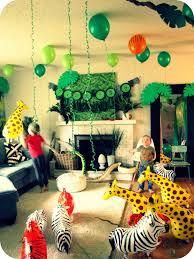 Safari Living Room Ideas by Interior Design Top Safari Themed Party Decorations Popular Home