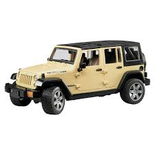 Bruder Toys Jeep Wrangler Unlimited Rubicon From $42.99 - Nextag