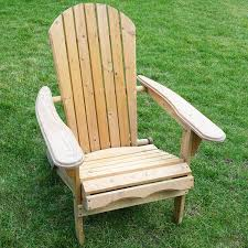 amazon com merry garden foldable adirondack chair wooden