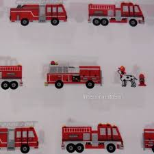 Fire Truck Sheets Full - Keni.ganamas.co