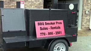 100 Bbq Food Truck For Sale Mini Rib Master BBQ Smoker Catering Business Grill