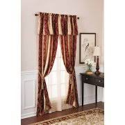 Brylane Home Kitchen Curtains by Better Homes And Gardens Curtains U0026 Window Treatments Walmart Com
