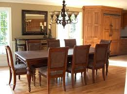 Dining Room Traditional Decorating Ideas With Antique Chandelier