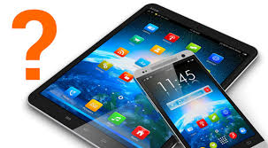 Smartphone vs Tablet Playing to the Strengths of Devices