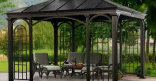 Pergola : Wonderful Gazebo Backyard Canopy Backyard Canopies ... Outsunny 11 Round Outdoor Patio Party Gazebo Canopy W Curtains 3 Person Daybed Swing Tan Stationary Canopies Kreiders Canvas Service Inc Lowes Tents Backyard Amazon Clotheshopsus Ideas Magnificent Porch Deck Awnings And 100 Awning Covers S Door Add A Room Fniture Shade Incredible 22 On Gazebos Smart Inspiration Tent Home And More Llc For Front Cool Wood