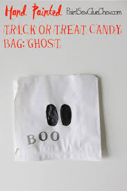 Tainted Halloween Candy 2014 by Halloween Candy Bags Diy Painted Trick Or Treat Bags