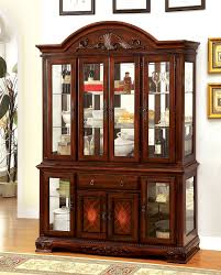 Petersburg I Traditional Design Formal Dining Room China Hutch