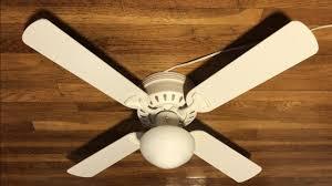 Harbor Breeze 52 Inch Ceiling Fan White by Harbor Breeze Armitage Ceiling Fan 42