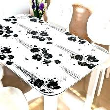 Dining Table Cloth Online Cover Plastic Round