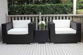 Outdoor Wicker Settings Direct to the Public from Importers Warehouse
