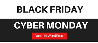 Black Friday And Cyber Monday Best Deals And Discounts For Black Friday Cyber Monday