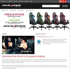 Dxracer Gaming Chair Cheap by Dxracer Gaming Chairs Free Shipping 10 Off All Gaming Chairs