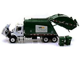 WOW EXTREMELY RARE Mack M2 106 WM Freightliner Rear Loader 1:34 ...