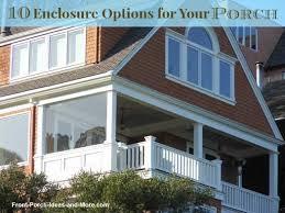 Patio Mate Screen Enclosures by Porch Enclosures Ten Great Ideas To Consider