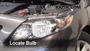 headlight change 2009 2013 toyota corolla 2010 toyota corolla s