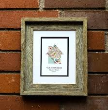 Our First Home New Housewarming Gift Personalized Map Realtor Closing Latitude Longitude Homeowner Homeowners