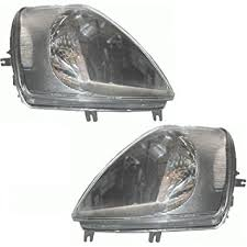 mitsubishi eclipse replacement headlight assembly