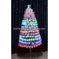 3ft Pre Lit Christmas Tree Tesco by White Fiber Optic Christmas Tree Holiday Time Pre Lit 2 5 39